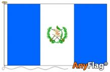 - GUATEMALA ANYFLAG RANGE - VARIOUS SIZES
